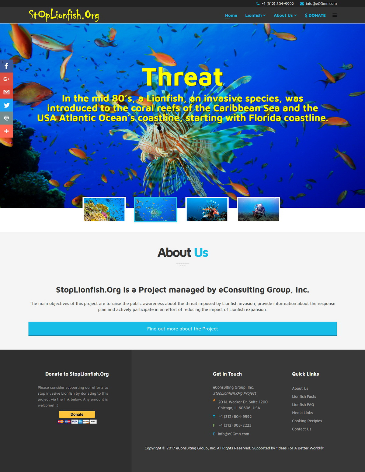 Home Page - Threat